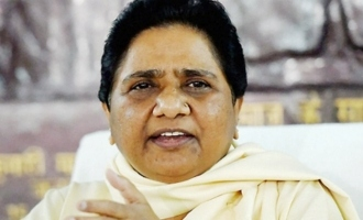 Get inspired from Hyderabad police: Mayawati