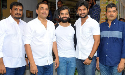 'MCA' Movie Launch