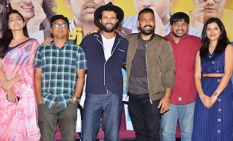 'Meeku Maathrame Cheptha' Success Meet