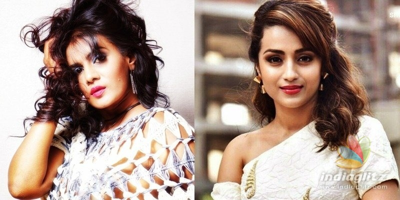 Model Meera Mithun alleges Trisha has spoiled her career