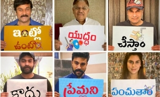Pic Talk: Mega family comes together with placards