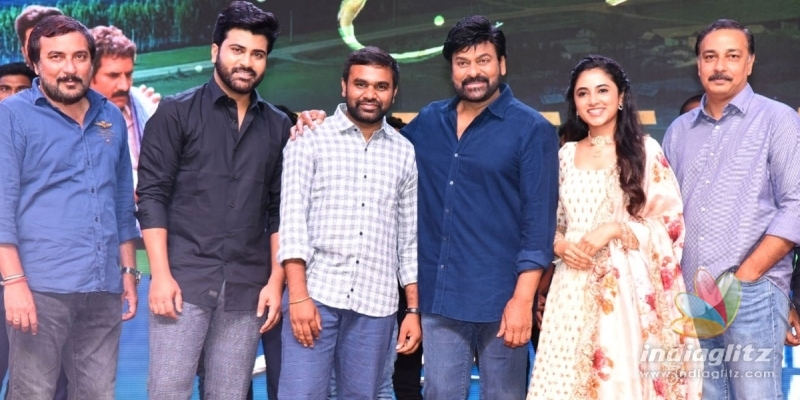 Chiranjeevi, Sharwanand deliver touching speeches at Sreekaram event
