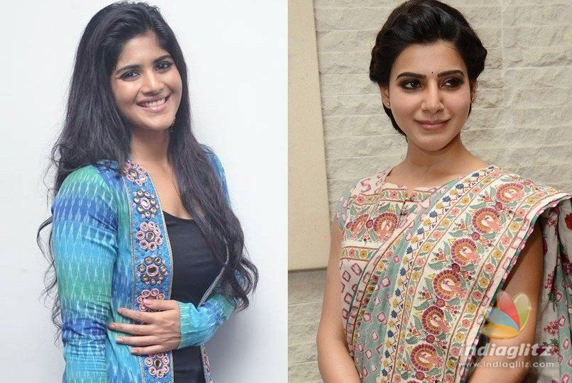 Megha Akash to step into Samanthas shoes