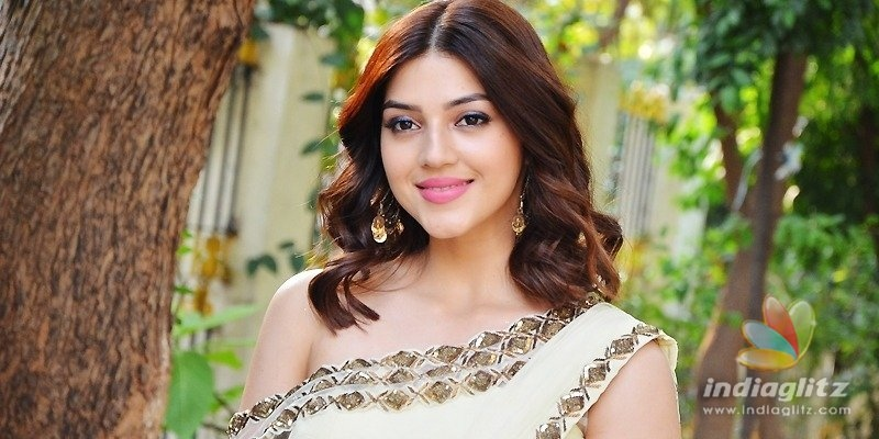 Director didnt want me to repeat it: Mehreen