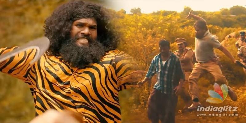 Meka Suri-2 Trailer: An engrossing hunt for the violent Suri