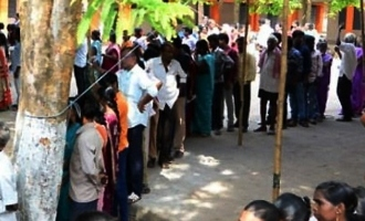AP polls till midnight in 400 booths