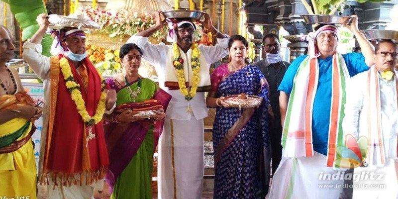 Controversy: Telangana Ministers at Bhadrachalam invite flak