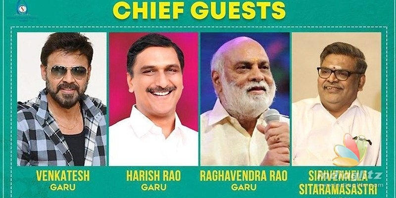 MisMatch event: Harish Rao, Venky, KRR to be chief guests
