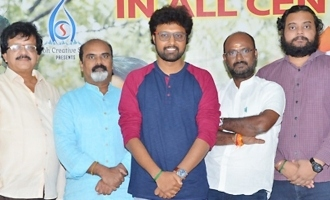 'Miss Match' Success Meet