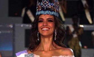Mexico's Vanessa crowned as Miss World 2018