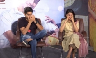 Majili stars Naga Chaitanya & Samantha Interview