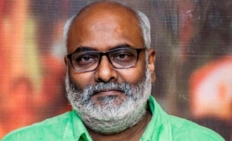 MM Keeravani gives an update on SS Rajamouli RRR
