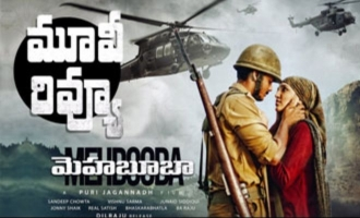 Mehbooba Movie Review