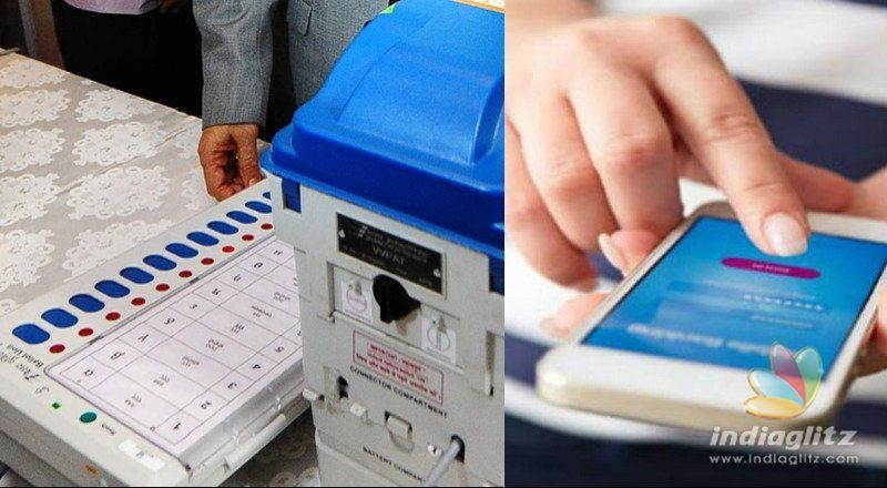 Mobile phones banned for voters