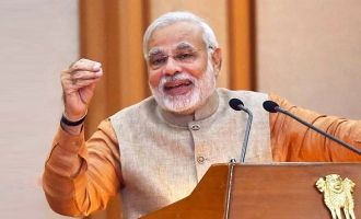 Modi's surprise: Quota for poor among upper castes