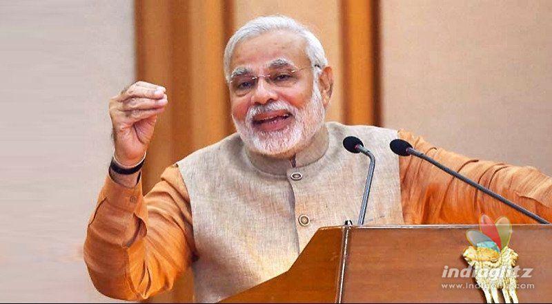 Modis surprise: Quota for poor among upper castes