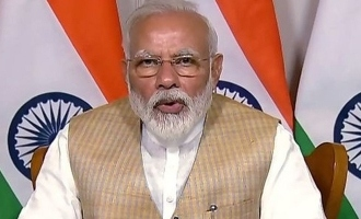 Light a lamp at 9pm on April 5: Modi