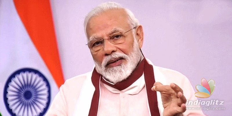 Breaking! Modi announces package of Rs 20 lakh crores
