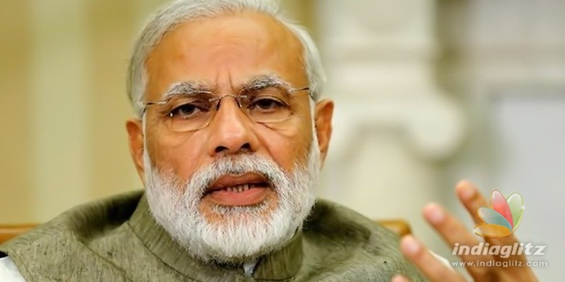 Modi announces pension for shopkeepers, farmers