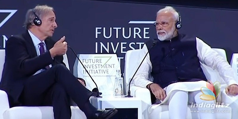Modi is one of worlds best leaders: Billionaire Ray Dalio