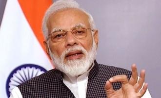 Modi forgot to even mention Kashmiri Hindus: Critics