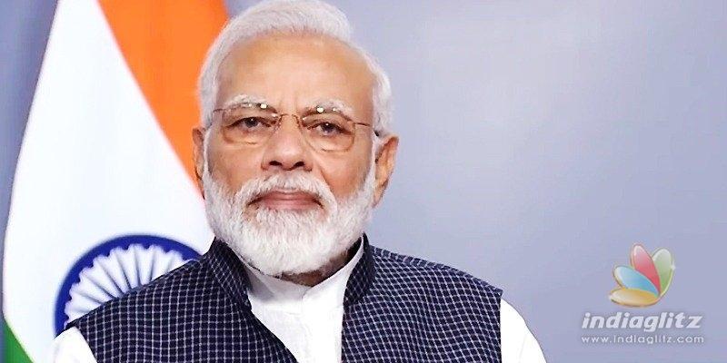 Modis invitation to Telugu film industry & others