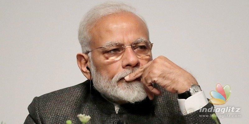 ఘోర అగ్నిప్రమాదంలో 43 మంది మృతి.. ప్రధాని దిగ్భ్రాంతి