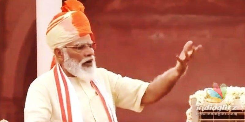 Modi mentions corona vaccine, Digital Health Mission in I-Day speech