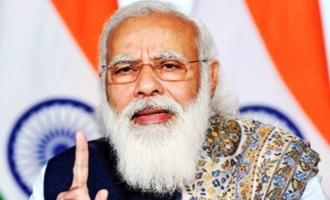 మోదీ నోట గురజాడ మాట.. ఖుషీ అవుతున్న తెలుగు ప్రజలు