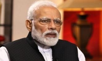 సాధ్వీని క్షమించే ప్రసక్తే లేదు..: మోదీ