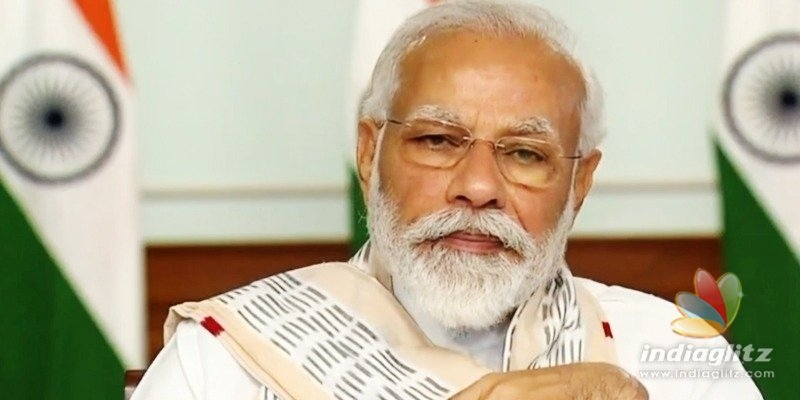 China issue: PM Modi calls for an all-party meeting