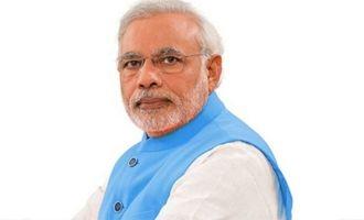 Modi writes to Gautam Gambhir