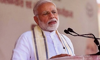 Modi uses punch line from latest film