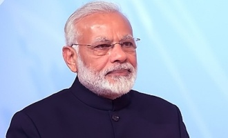 Modi's Bollywoodized post goes viral