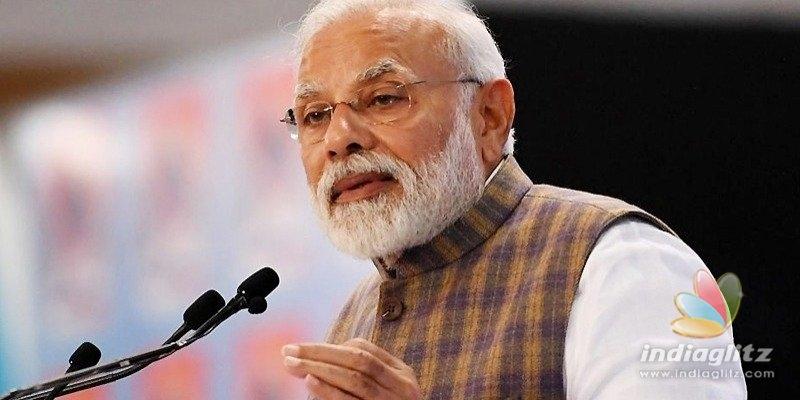 I told Pakistan we wont leave it: Modi on Abhinandan issue