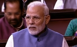 Modi tears into Opposition, says he is shocked