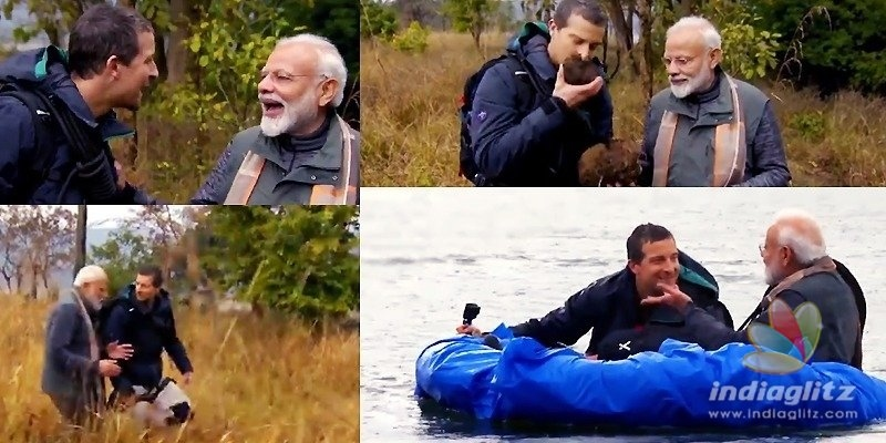 Modi to be seen on special episode of Discovery channel