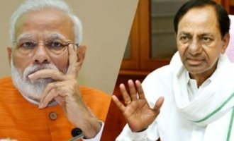 CM KCR is not allowed to visit PM