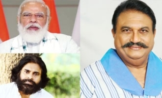 Modi, Pawan Kalyan condole Jayaprakash Reddy's demise