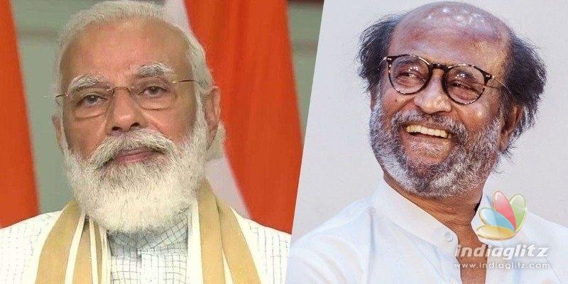Modi on Dadasaheb Award for Rajinikanth: A matter of immense joy