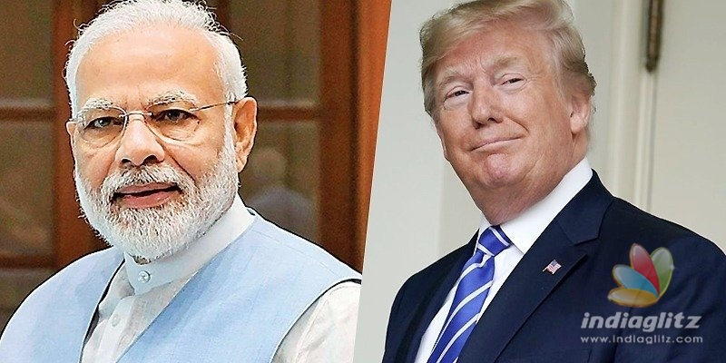 Modi welcomes Trump ahead of state visit to India
