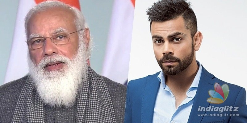 Modi government fields Virat Kohli, others to counter international conspiracy