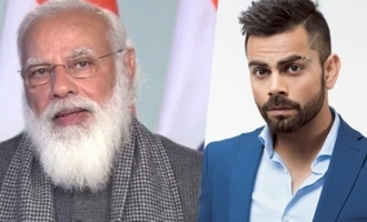 Modi government fields Virat Kohli, others to counter 'international conspiracy'