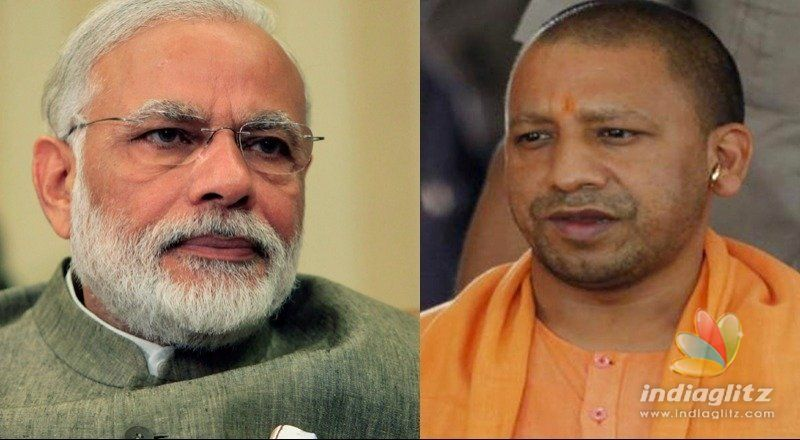 bjp man beats up disabled man for abusing modi yogi