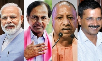 Modi, KCR, Yogi, Kejriwal's popularity on a superb surge!