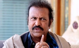 Mohan Babu makes a sincere appeal ahead of MAA polls