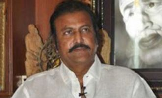 Mohan Babu's mother dies in Tirupathi
