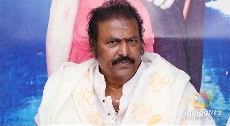 One year jail term & fine for Mohan Babu