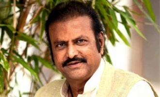 Mohan Babu is not scared of Jaganmohan Reddy