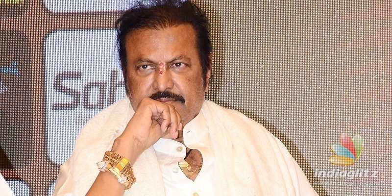 Mohan Babu likely to join BJP: Reports